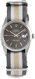 Datejust Automatic-self-Wind Male Watch 16030 (Certified Pre-Owned)