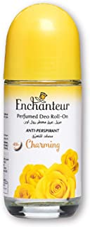 Enchanteur Charming Roll On, 48 Hours odour Protection, anti-perspirant, 50 ml, 2UE0051