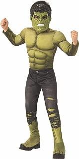 Rubie's Marvel Avengers: Infinity War Deluxe Hulk Child's Costume, Medium
