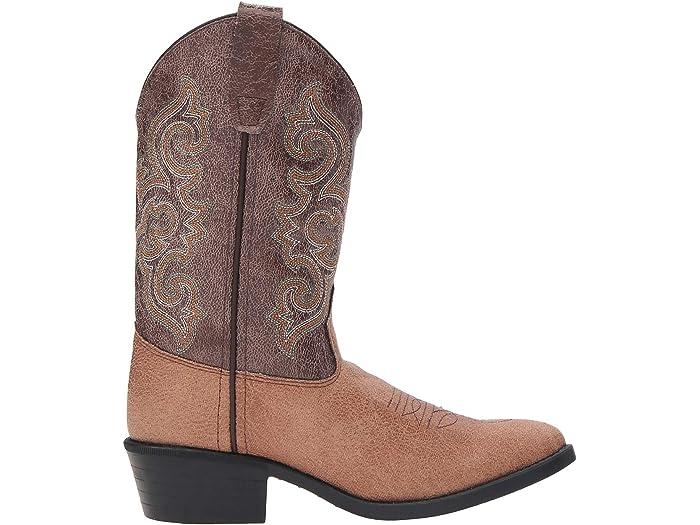 Toddler//Little Kid Old West Kids Boots J Toe Vintage
