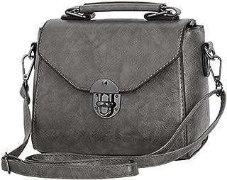 Casual Women PU Leather Small Package Female Simple Handbags Ladies Shoulder Crossbody Bag
