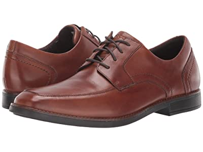 Rockport Slayter Apron Toe (Cognac) Men