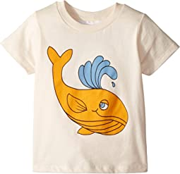 Whale Short Sleeve Tee (Infant/Toddler/Little Kids/Big Kids)