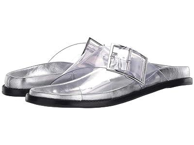 Schutz Trina (Crystal/Silver) Women