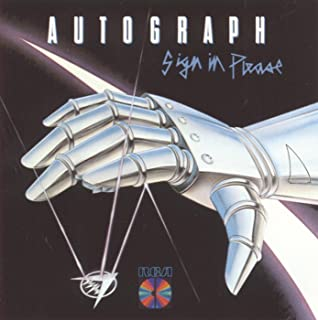 autograph in the night