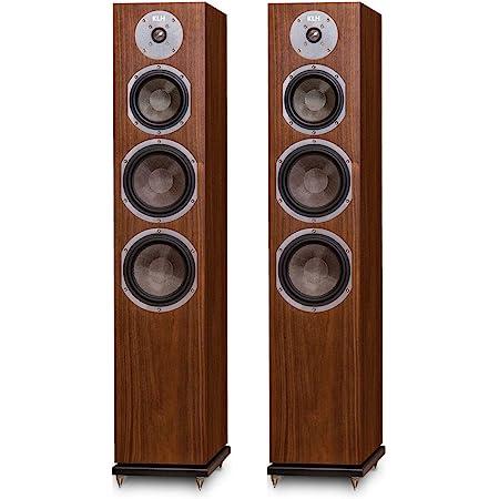 KLH Cambridge Floorstanding Speakers Walnut Pair