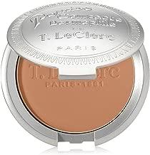 T. LeClerc Poudre Compacte Dermophile Pressed Powder Safran