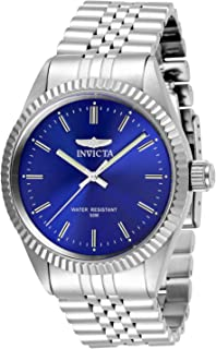 Invicta Men's Quartz Watch, Analog Display and Stainless Steel Strap 29375