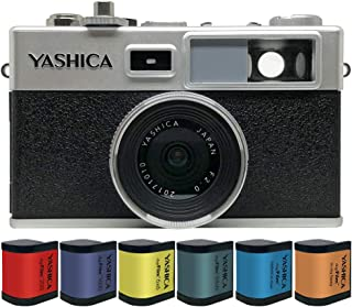 YASHICA digiFilm Camera Y35 (Launch Combo)