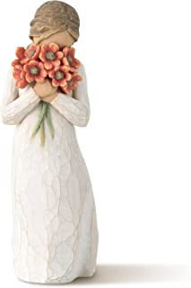 Best Willow Tree Surrounded by Love, Sculpted Hand-Painted Figure Review
