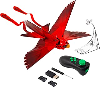 Zing Go Go Bird - Red - Remote Control Flying Toy - Looks and Flies Like A Real Bird - Great Starting RC Toy for Boys and ...
