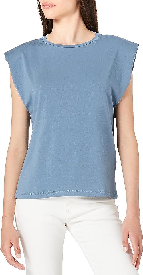 Women's Objstephanie Jeanette S/S Top Noos T-Shirt