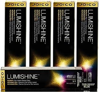 Joico Lumishine永久クリーム色、5nwb / 5.07、 2.5オンス
