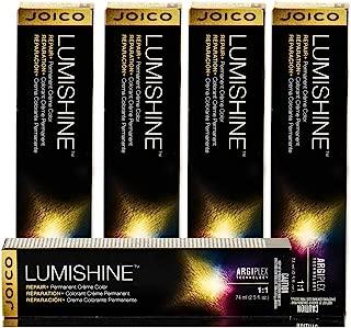 Joico Lumishine Permanent Creme Color 5n/5.0, 2.5 Ounce