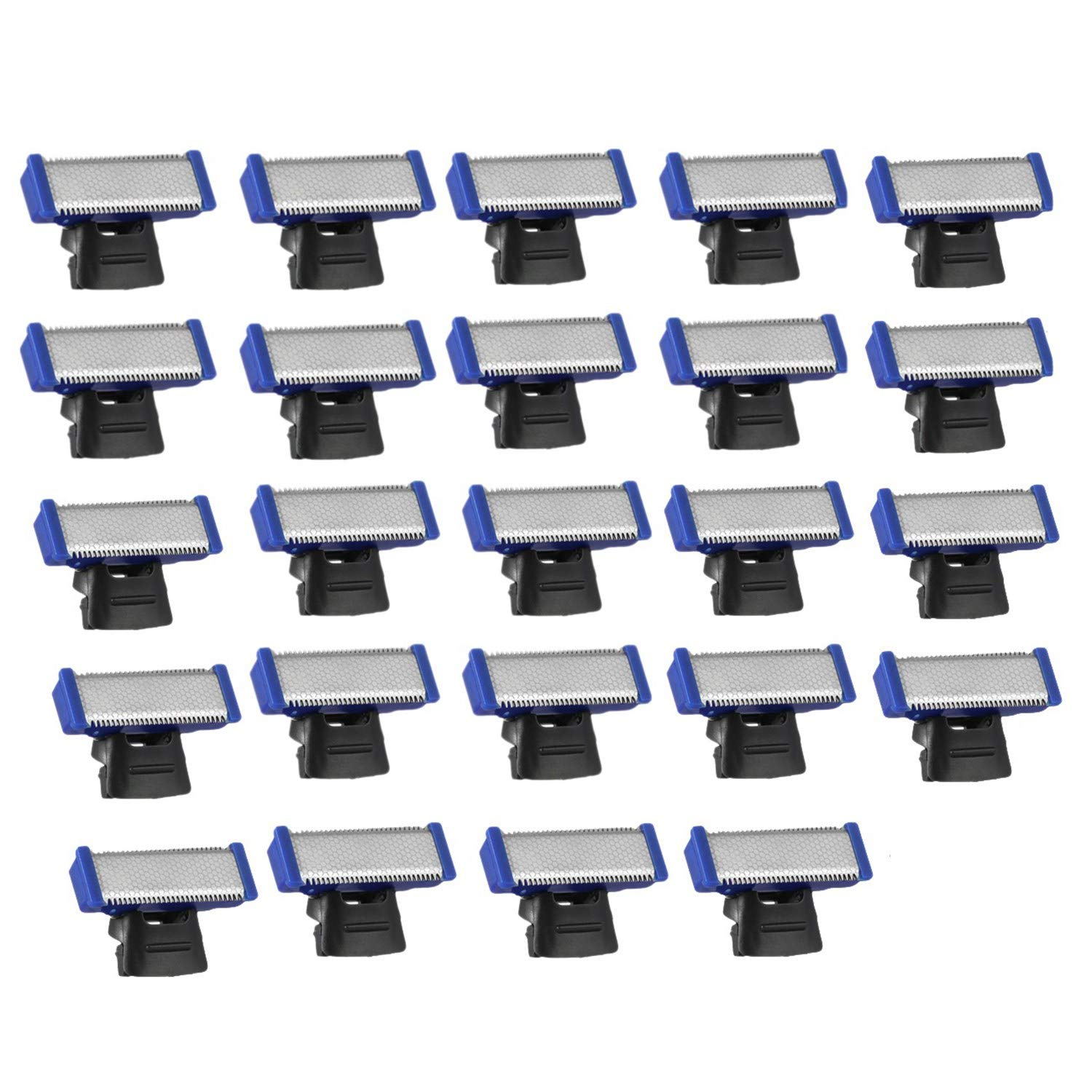 SNOWINSPRING 24 Pack Replacement Sale price Heads Rechargeable Genuine for S Shaver