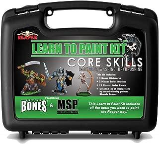 Lernen Sie, Bones Kit zu malen