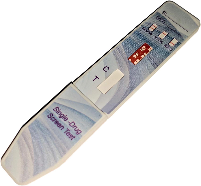 Single Panel Ranking TOP4 Urine Drug Test Strip Pack 15 Buprenorphine BUP - Regular discount