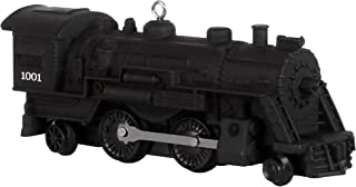 Hallmark Keepsake Christmas Ornament 2019 Year Dated Lionel Trains 1001 Scout Locomotive, Metal