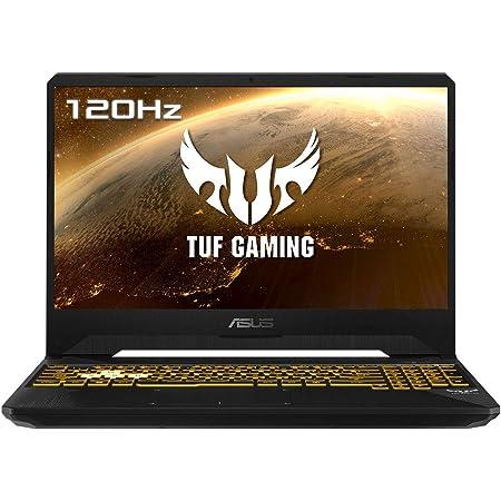 """ASUS TUF Gaming FX505DV-AL116 - Ordenador portátil de 15.6"""" FullHD (AMD Ryzen 7 3750H, 16GB RAM, 512GB SSD, GeForce RTX 2060-6GB, sin sistema operativo) Negro Sigilo - Teclado QWERTY español"""