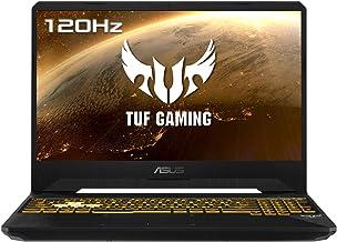 """ASUS TUF Gaming FX505DV-AL116 - Ordenador portátil de 15.6"""" FullHD (AMD Ryzen 7 3750H, 16GB RAM, 512GB SSD, GeForce RTX 20..."""