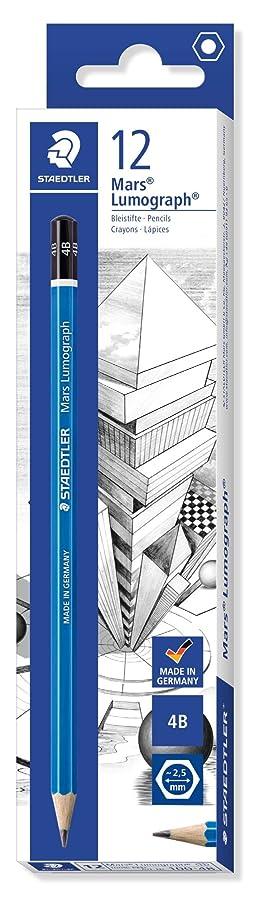 STD1004B - Staedtler Mars Lumograph Pencil