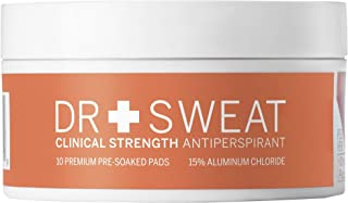 sweat stop wipes