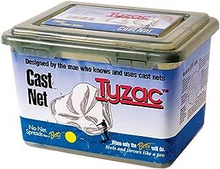 Betts Tyzac 3.5 foot Nylon Cast Net 1/4 inch Mesh
