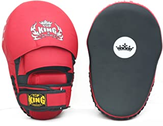 KINGTOP Top King Focus Mitts Extreme TKFME (Black/Red)