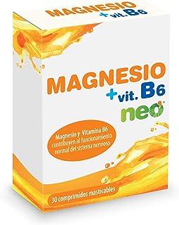 Neo Magnesio + B6 - 30 Cápsulas