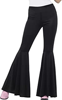 Smiffys Flared Trousers, Ladies