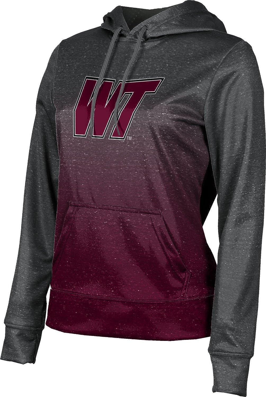 ProSphere West Texas A&M University Girls' Pullover Hoodie, School Spirit Sweatshirt (Ombre)