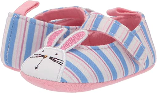 Blue Rabbit Stripe