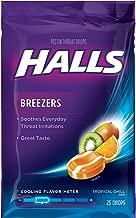 Best halls fruit breezers ingredients Reviews