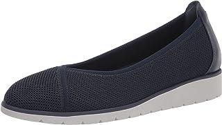 حذاء باليه Lora نسائي من Bandolino أزرق داكن 400, 9