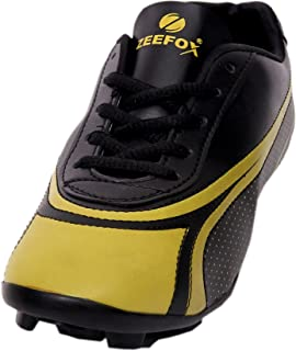 ZEEFOX Classic Men's PU Football Shoes