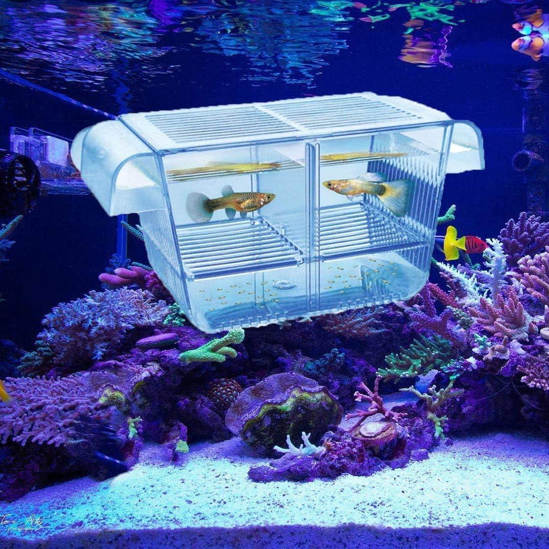 Lefunpets New life Aquarium Fish OFFicial Breeding Box Dou Baby Hatchery for