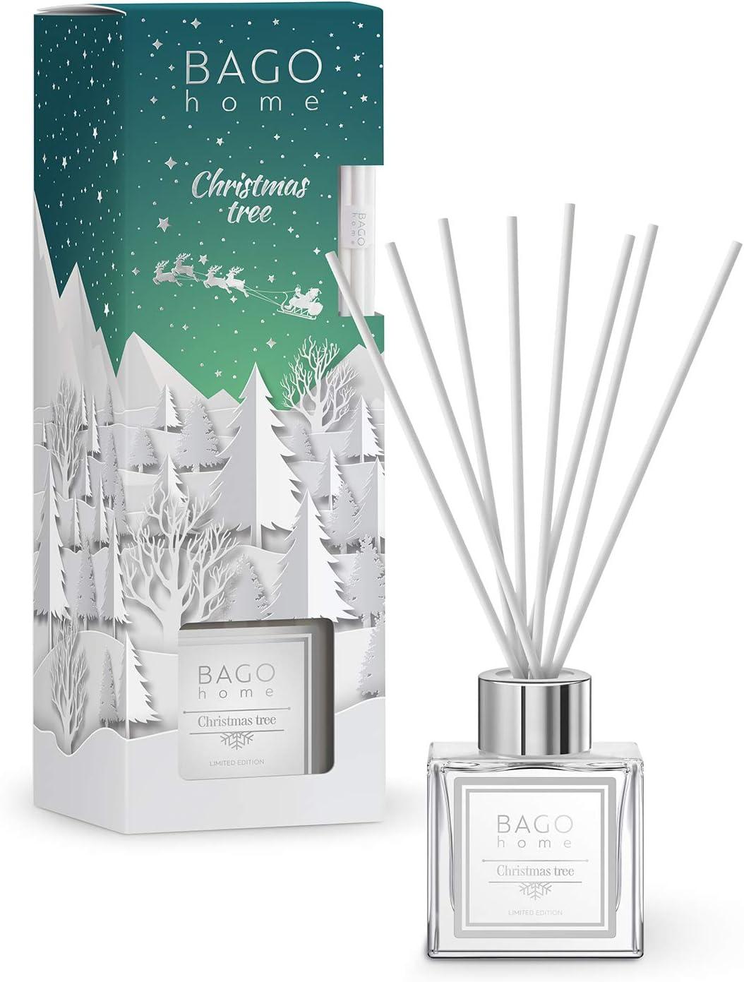BAGO home Christmas Collection Oil Diffuser New life Reed - Omaha Mall Set