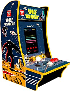 Arcade 1Up Space Invaders Countercade, Tabletop Design