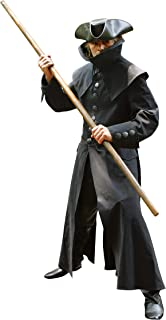 french highwayman coat leather