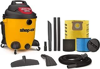 Shop-Vac 3.0 Peak HP Industrial 2 Stage Industrial Wet Dry Vacuum - 9593310