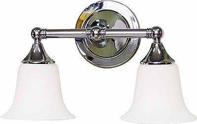 Volume Lighting V1362-33 2-Light Bath Bracket Mounts Up or Down