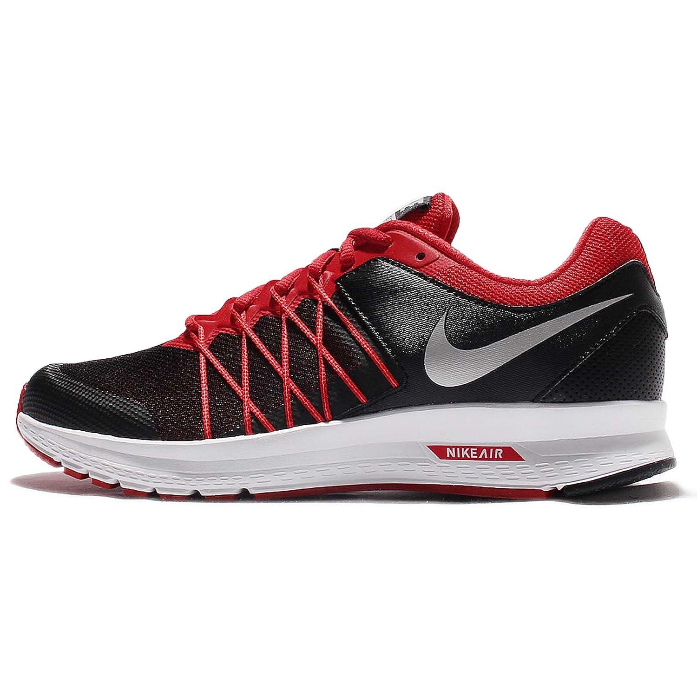 moderadamente filtrar Medio  Buy Nike Men's Air Relentless 6 MSL Blk/SIL-Un Red Running Shoes - 7  UK/India (41 EU)(8 US)(843881-006) at Amazon.in