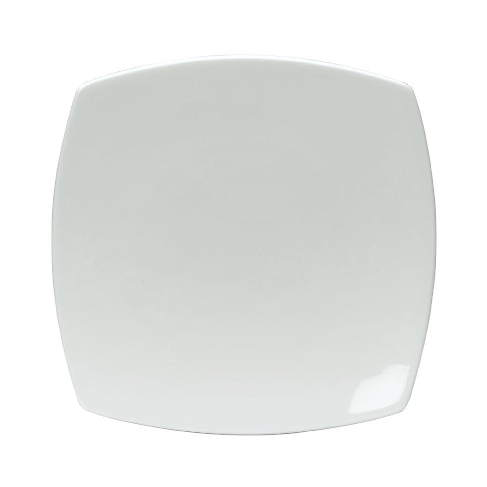 Mikasa Elegance White Salad Plate