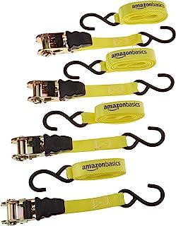 AmazonBasics Spanngurt - 4 Stück