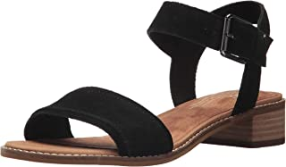 Womens Camilia Open Toe Special Occasion Ankle Strap Sandals