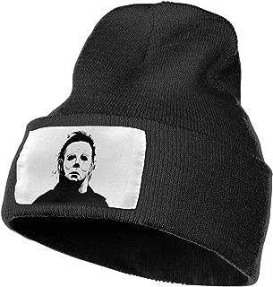 Ikinpo Halloween Michael Myers Knit Cap Classic Beanie Hat Unisex