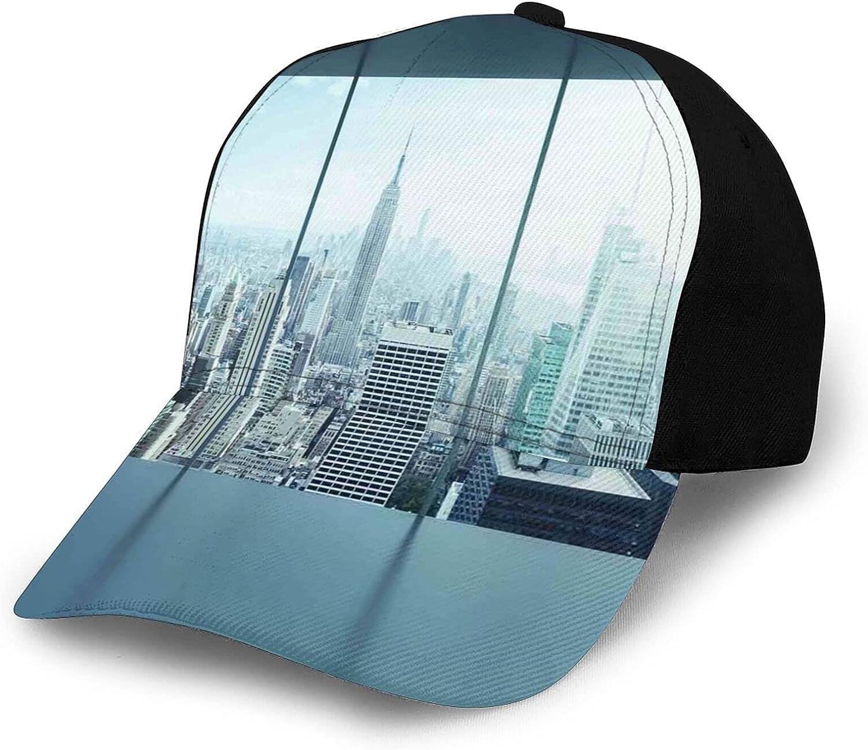 Manufacturer regenerated product Baseball Cap for Women Men Unisex Summer Adjustable Sun Mesh Long Beach Mall Hat