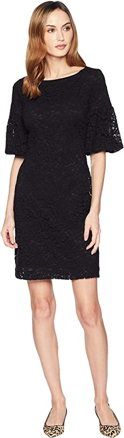 Black Lace Dress Shipped Free At Zappos
