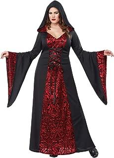 Women's Gothic Robe Plus Costume