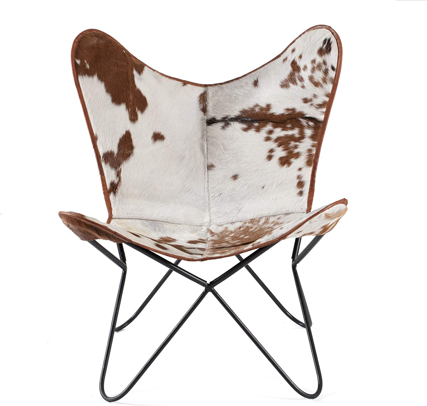 MH London Butterfly Chair - New products, world's highest quality popular! Free Shipping Cheap Bargain Gift Genuine Solid Ir Handmade Leather